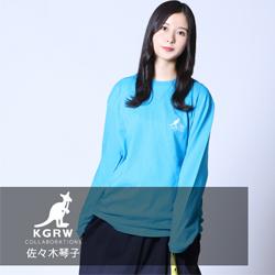 佐々木琴子×KANGOL REWARDコラボ