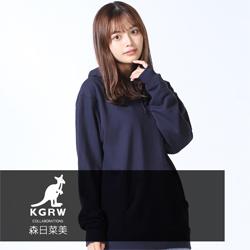 森日菜美×KANGOL REWARDコラボ